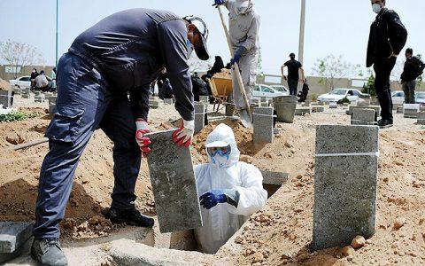 ستاد کرونای تهران: افزایش مرگهای کرونایی ادامه خواهد داشت