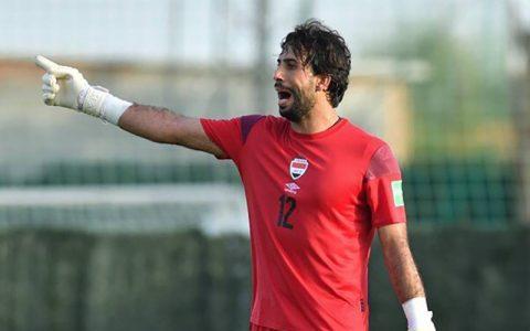 ستاره تیم ملی عراق بازی با ایران را از دست داد