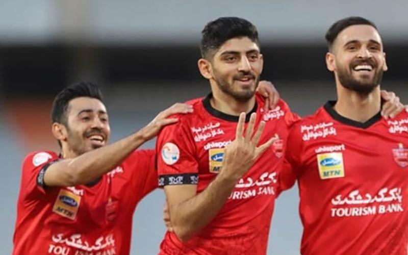 ستاره پرسپولیس بهترین هافبک لیگ قهرمانان آسیا شد