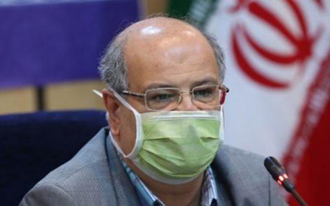 سراسر تهران قرمز است