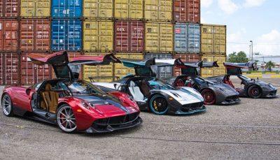 سعودی ها و سرمایه گذاری در پاگانی ایتالیا