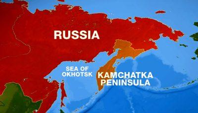 سقوط بالگردی با ۱۶ سرنشین در شرق روسیه