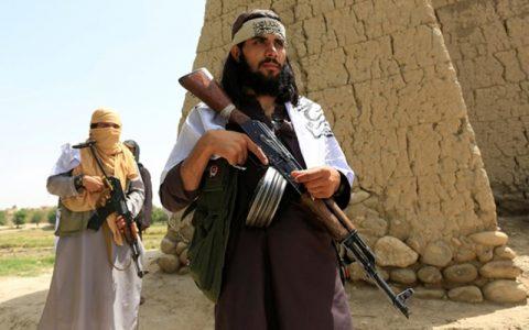 سقوط شهر غزنی افغانستان توسط طالبان