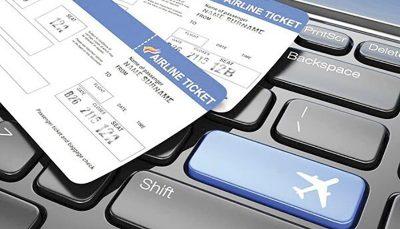 سقوط قیمت بلیت هواپیما با کاهش تقاضای سفر