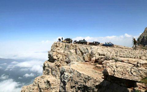سقوط مرگبار دختر کوهنورد به دره