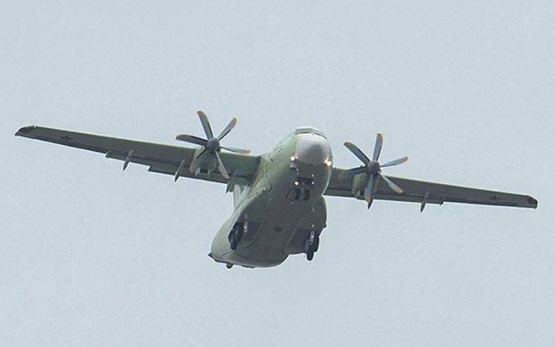 سقوط هواپیمای نظامی روسیه سه کشته بر جا گذاشت