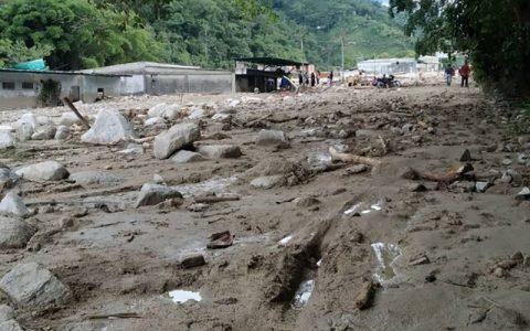 سیل در ونزوئلا ۲۰ کشته برجا گذاشت