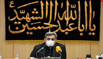 شهردار تهران: برای عزاداری تمام شهر در اختیار هیئتها است