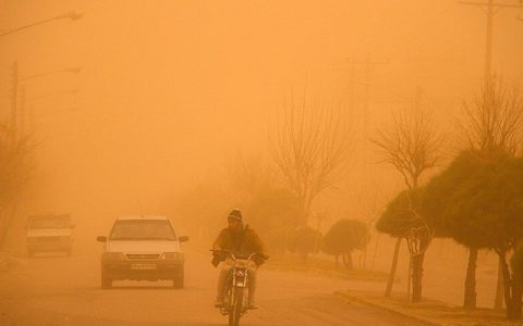 طوفان در سیستان