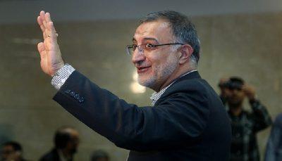 انتخاب علیرضا زاکانی به عنوان شهردار تهران تکذیب شد