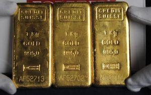 قیمت جهانی طلا از ۱۸۰۰ دلار بالاتر رفت