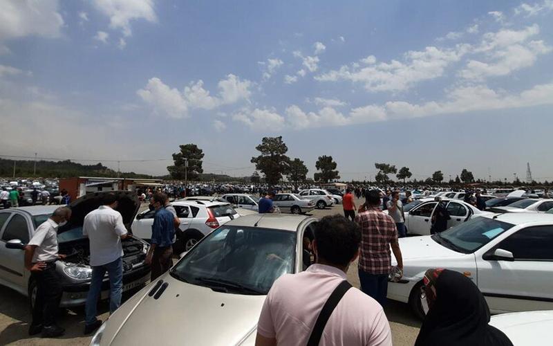 قیمت خودروهای داخلی و خارجی در بازار آزاد