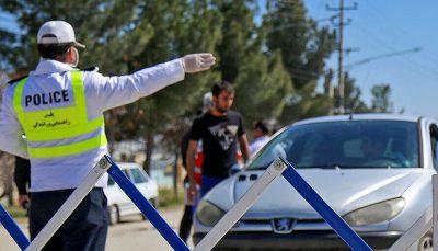 مبادی ورودی و خروجی تهران فردا بسته میشود