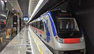 افزایش قطارهای فوقالعاده مترو در دهه اول محرم