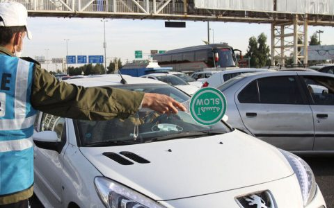 محدودیت ورود و خروج در شهرهای قرمز و نارنجی خوزستان