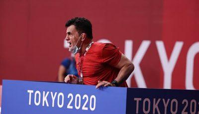 محمد بنا: شروع خوبی در المپیک نداشتیم