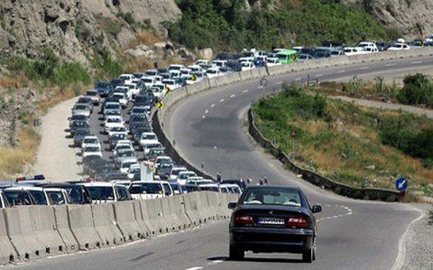 ممنوعیتهای تردد در جاده ها