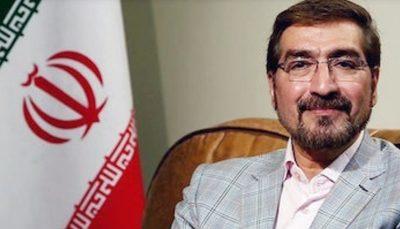 «نظام اسلامی» مجری تلویزیون در بیمارستان بستری شد