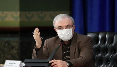 وزیر بهداشت: واکسیناسیون شخص را رویین تن نمی کند