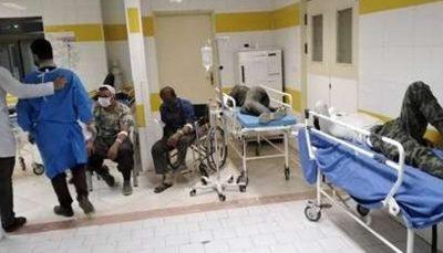 واژگونی اتوبوس اتباع افغان در دامغان