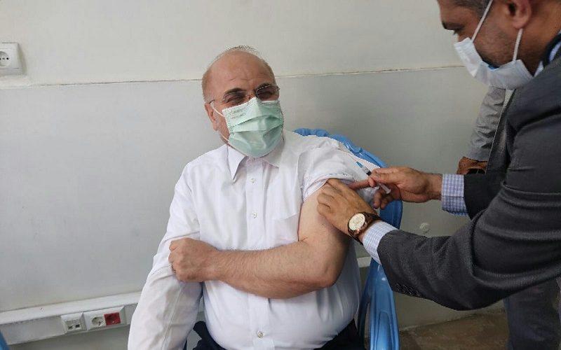 واکسن قالیباف