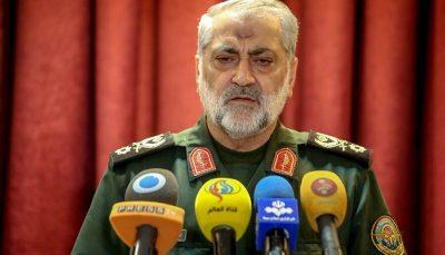 واکنش سردار شکارچی به اقدامات مشکوک اسرائیل و عربستان علیه ایران