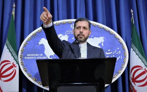 واکنش وزارت خارجه کشورمان به بیانیه کشورهای گروه ٧
