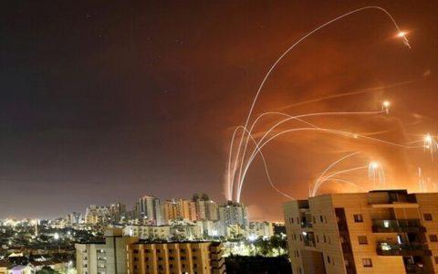 وقوع انفجار در مجتمع پتروشمی حیفا