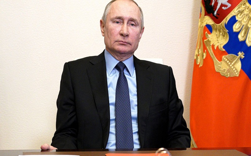 پوتین: مسکو برای تامین امنیت خلیج فارس تلاش می کند