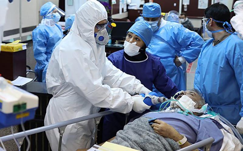 کرونا جان 387 بیمار دیگر را گرفت