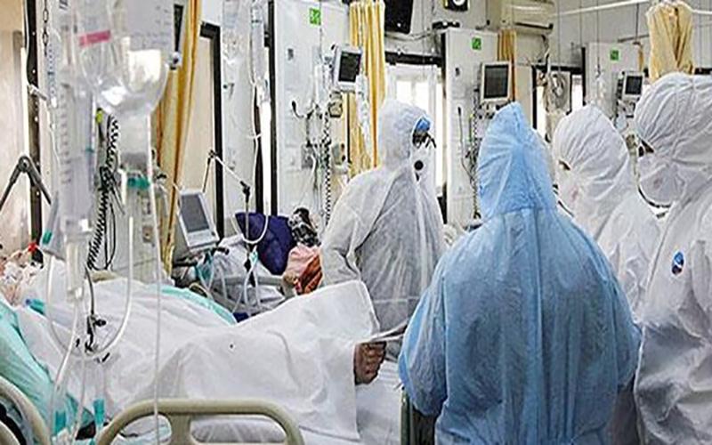 کووید 19 جان 434 بیمار دیگر را گرفت