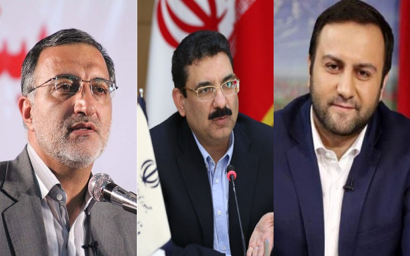 رقابت سه گزینه نهایی برای انتخاب به عنوان شهردار تهران / آیا انتخاب علیرضا زاکانی قطعی شده است؟