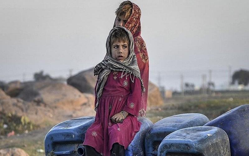 هشدار یونیسف درمورد سوء تغذیه کودکان افغان