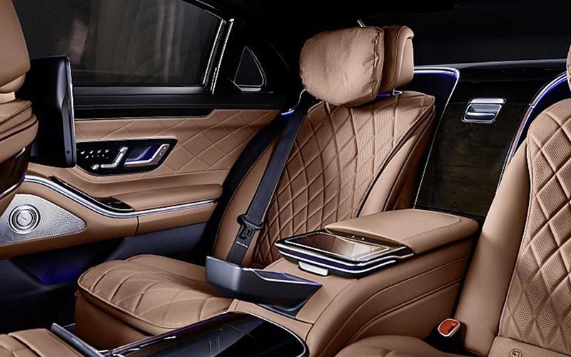 مرسدس بنز S680 گارد مدل 2022؛ فرمول لوکس و فناناپذیر آلمانی برای مشتریان خاص/ عکس