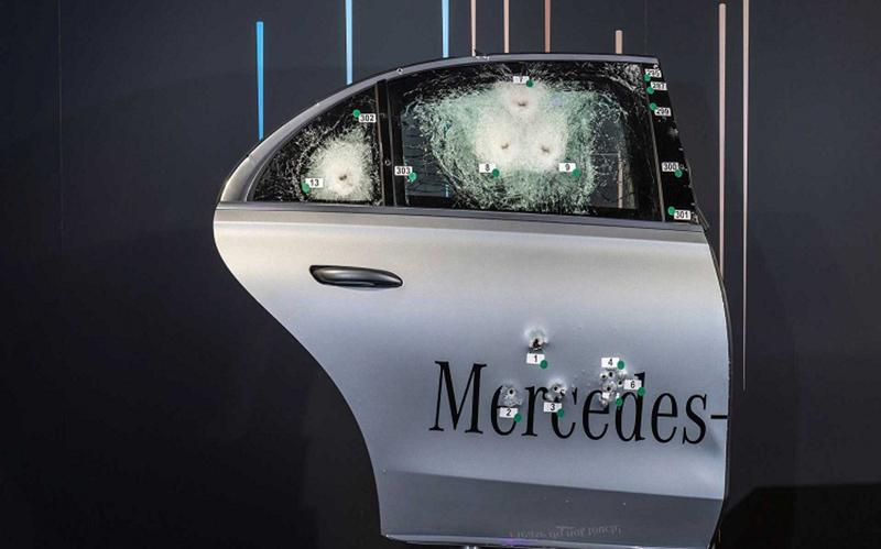 مدل ۲۰۲۲ مرسدس بنز S کلاس گارد معرفی شد