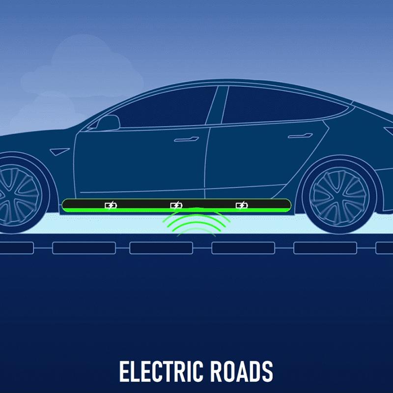 جاده های الکتریکی