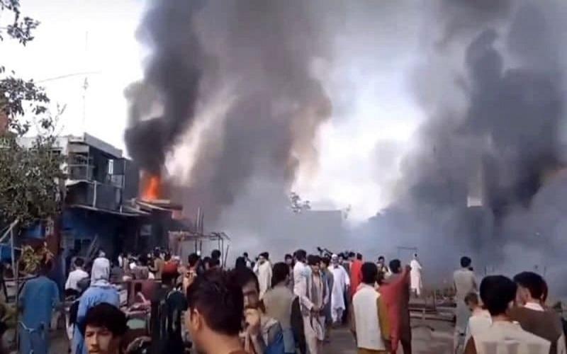 شهر قندوز افغانستان سقوط کرد
