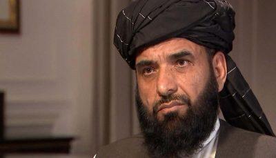 سخنگوی طالبان: این گروه بیشترین نیاز را به ترکیه دارد