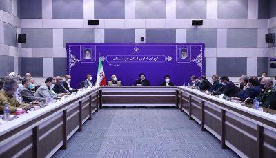 رئیسی: از هر طرحی در راستای ایجاد اشتغال در خوزستان حمایت می کنیم