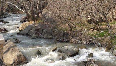 هشدار اداره هواشناسی: احتمال بالا آمدن آب رودخانهها در تهران