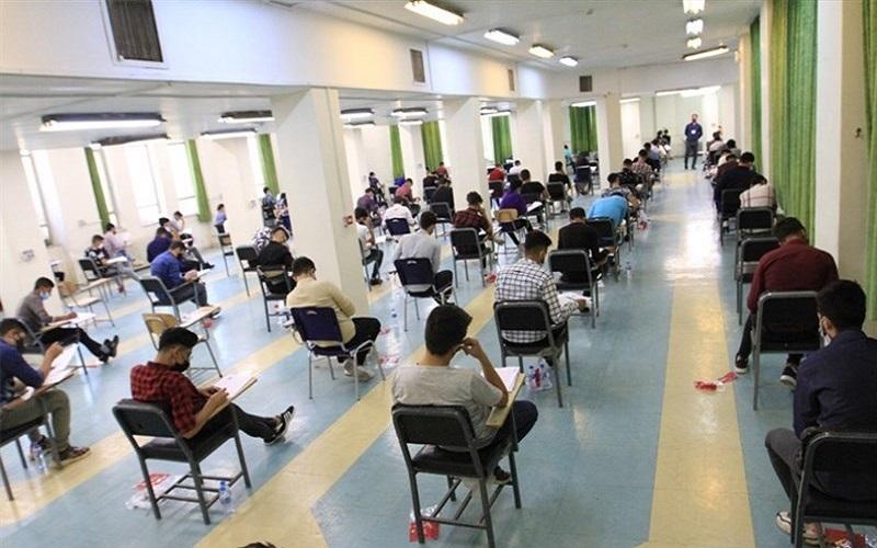 دانشجویان دانشگاه آزاد خواستار لغو آزمون جامع دکتری شدند