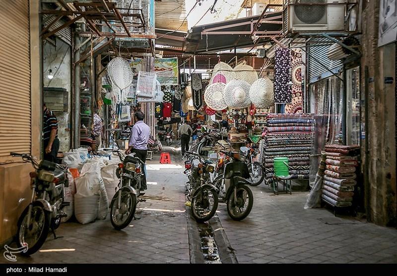 بازار قدیم دزفول