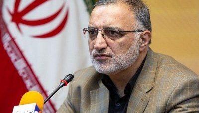 تقدیم استعفا نامه علیرضا زاکانی به مجلس