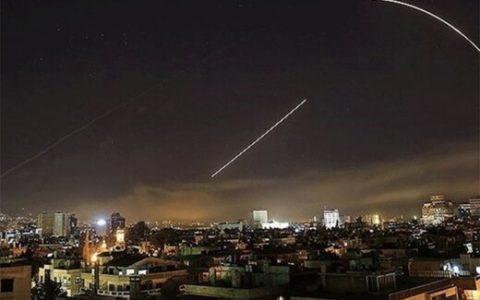 واکنش حماس به حمله رژیم صهیونیستی علیه سوریه