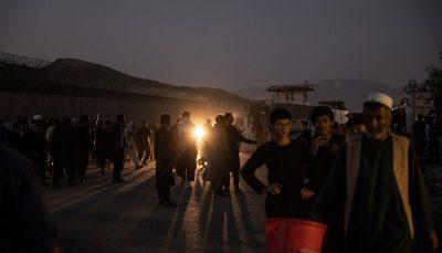 آمریکا آخرین پایگاه سیا در کابل را منهدم کرد