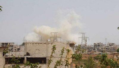 کشته شدن دو تن از نظامیان سوریه در حمله تروریستی