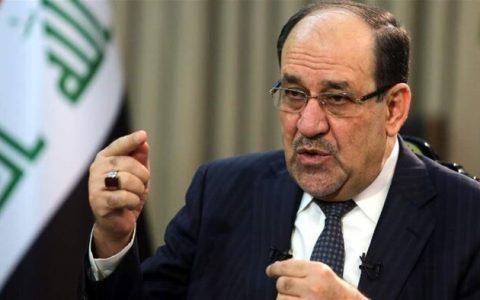 هشدار نوری المالکی درباره به تعویق انداختن انتخابات