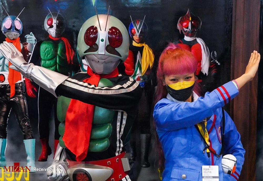 نمایشگاه انیمیشن - هنگ کنگ