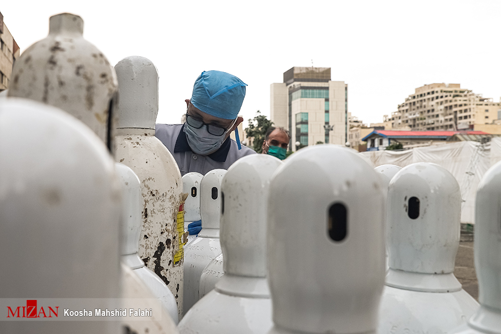 بیمارستانهای تهران در حالت انفجار
