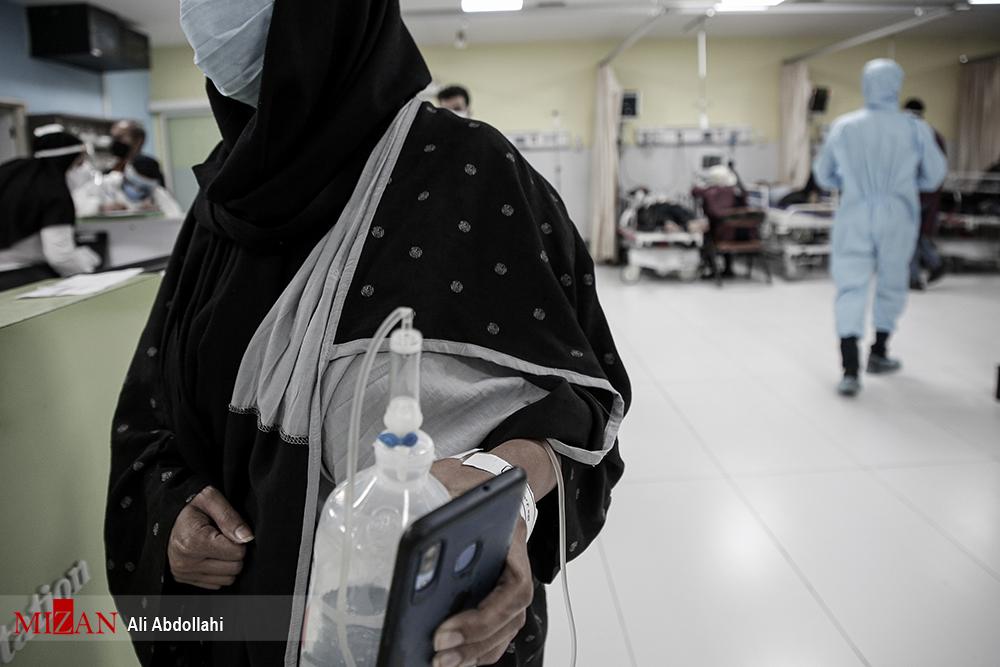 کابوس دلتا در بیمارستانهای مشهد